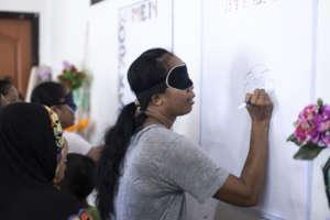 Fun Games at Women Workshop