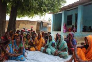 Mother's Meeting to Discuss Seed Fund