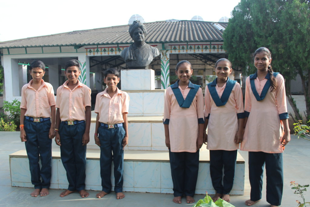 Support a Child for High School Education in India