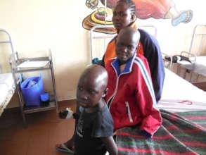 On the Children's Cancer Ward