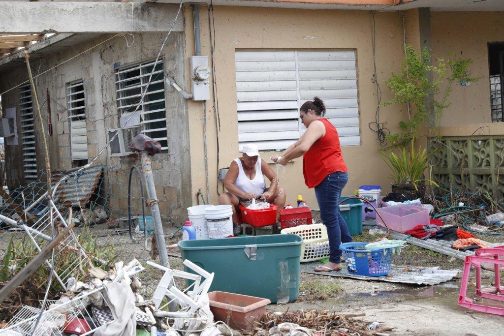 Rebuild 100 Homes at Punta Santiago, Humacao