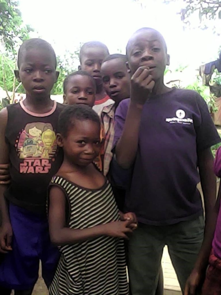EDUCATE 150 Children in Kananga/DRC