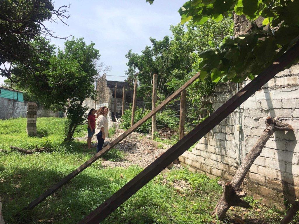 Mexico Earthquake - Girls Student Housing Repairs