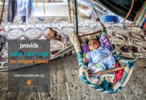 Support Refugee Babies 2018-2019