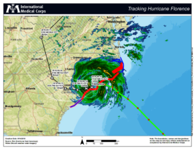 Emergency Response to Hurricane Florence