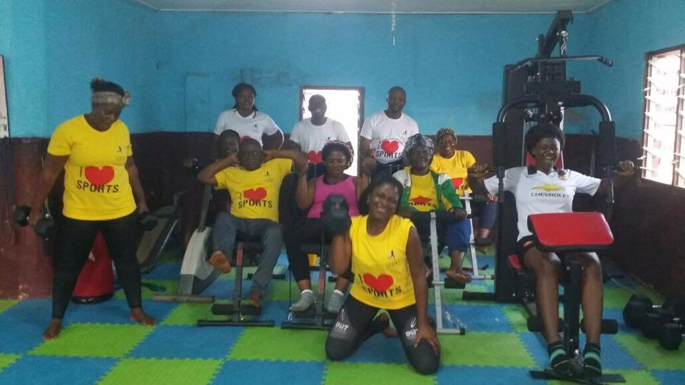 Kick Obesity and NCDs Cameroon