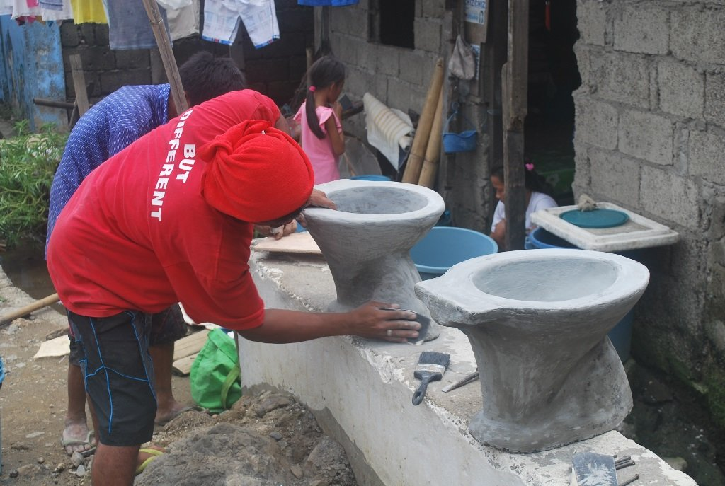 Typhoon Mangkhut Food and Sanitation Project