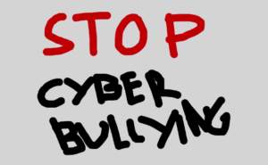 From our Anti-Cyberbullying assignment
