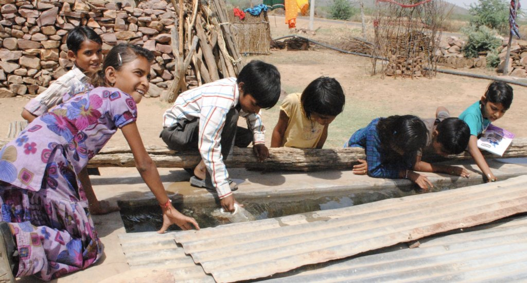 Child-Centred Education for 400 Children in India