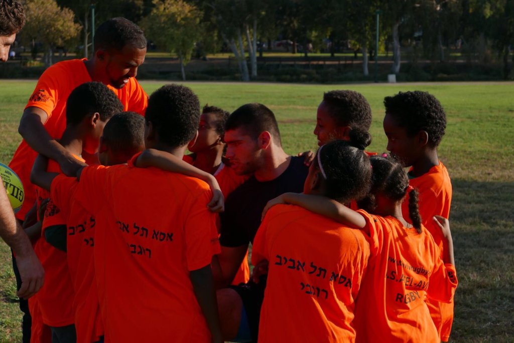 Peace and reconciliation through Rugby in Israel