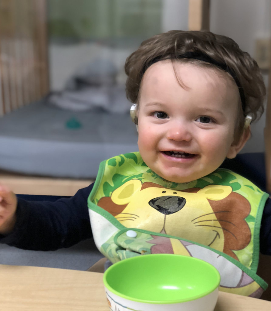 Provide Diagnostic Hearing Evaluations for Infants