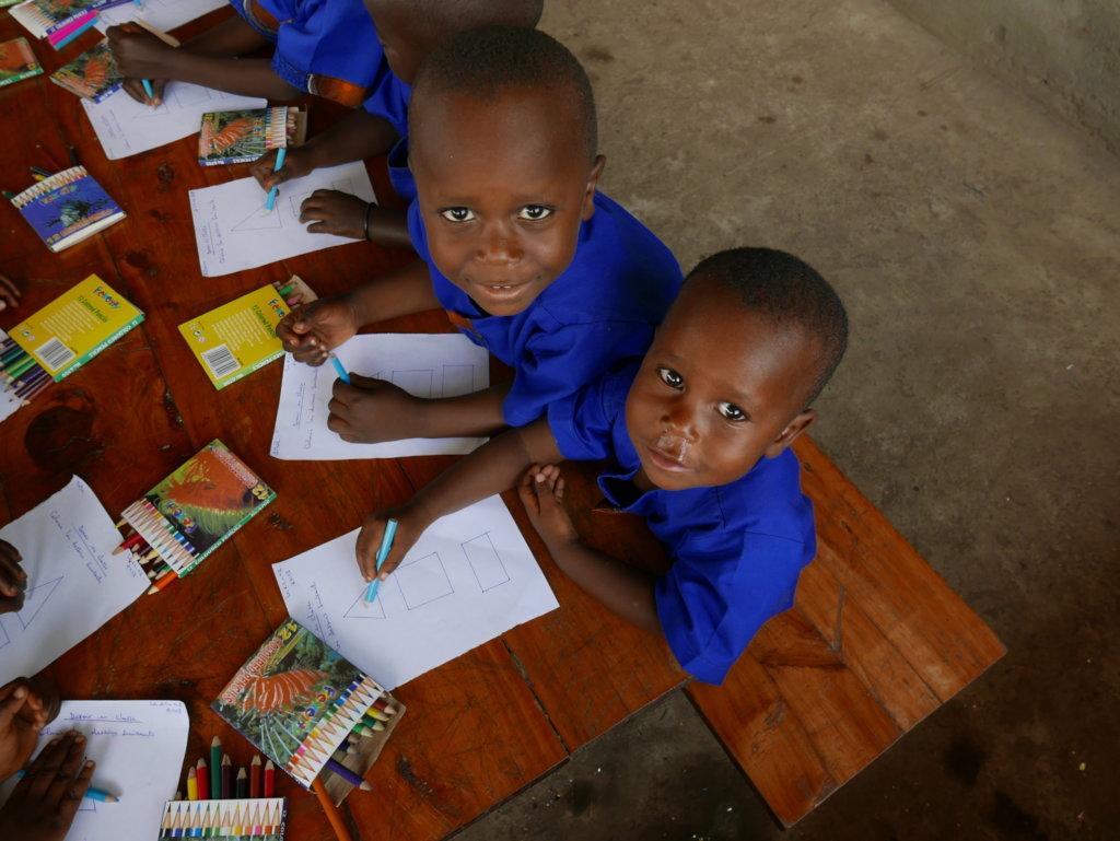 A start in life for 230 children in Burundi
