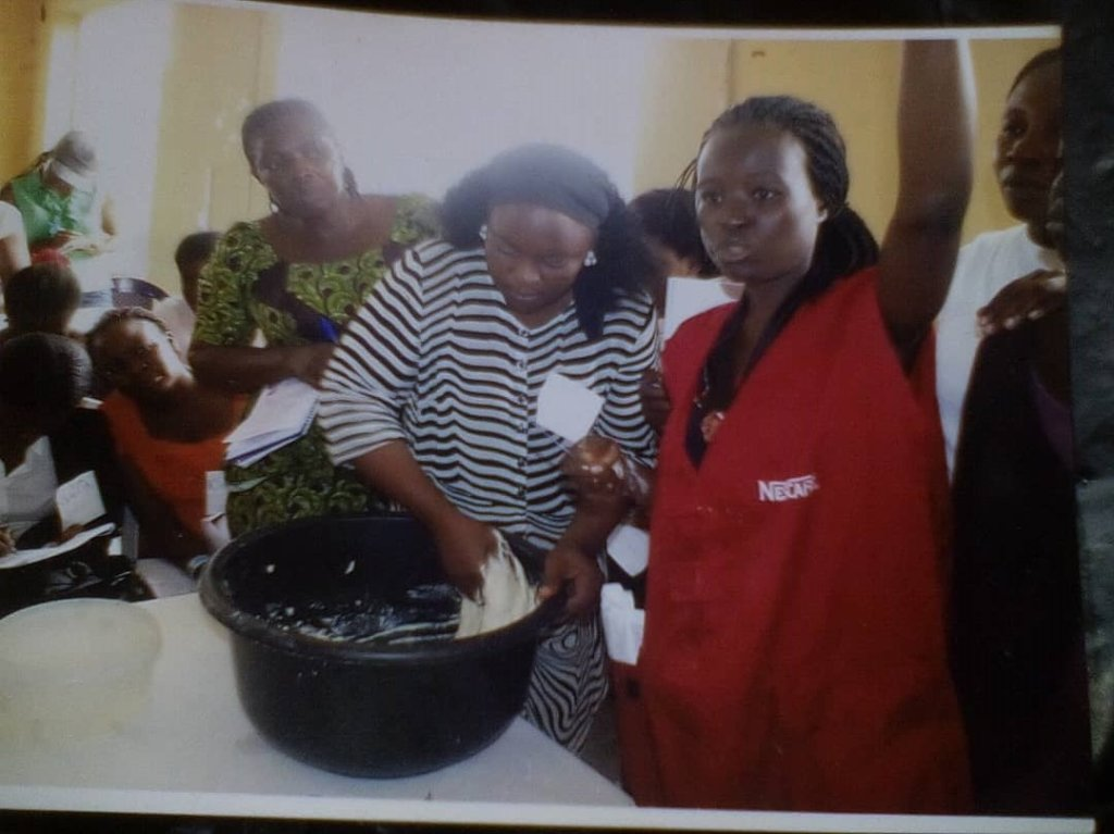 Vocational Skills for 50 Impoverished Villagers