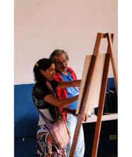 Arts program