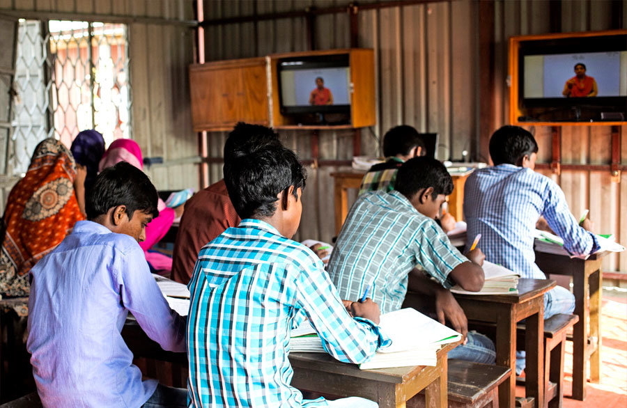 Gift of Education - Learning Can't Wait