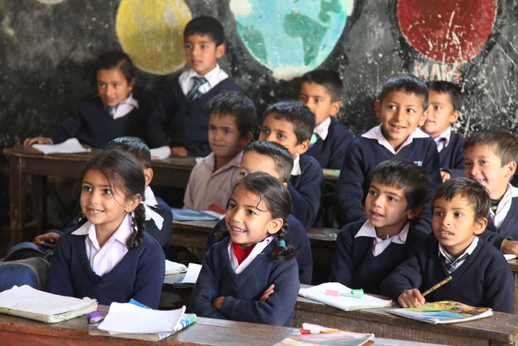 Improving Access and Quality of Education in Nepal
