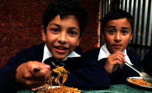 Hot School Meals