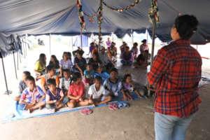 Photo from Yayasan Usaha Mulia