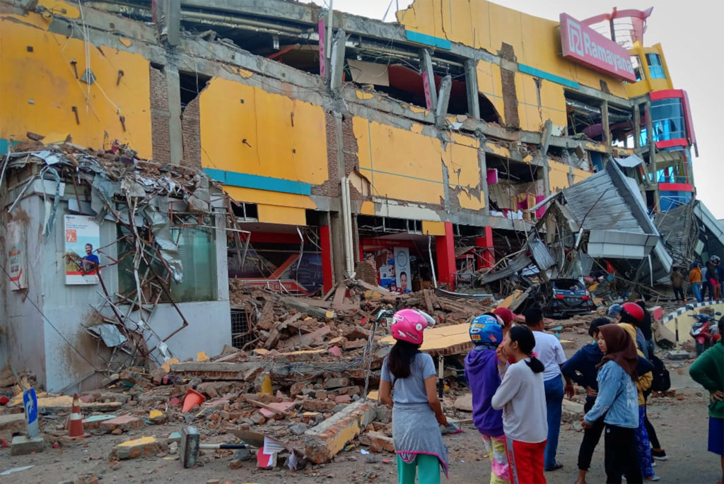Indonesia Earthquake and Tsunami Relief Fund