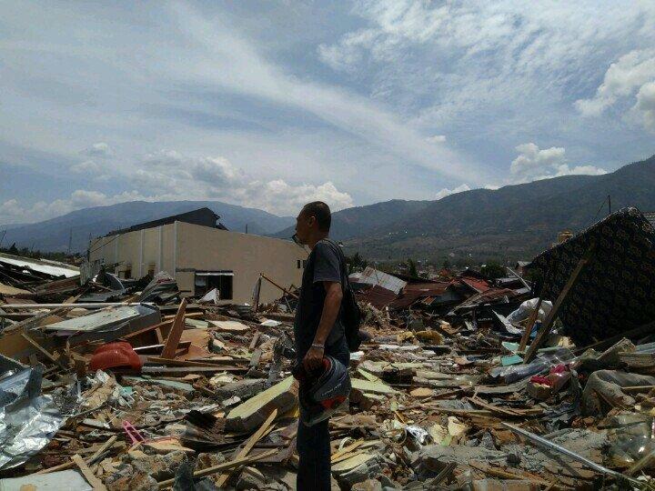 Disaster Response: Indonesia Earthquake & Tsunamis