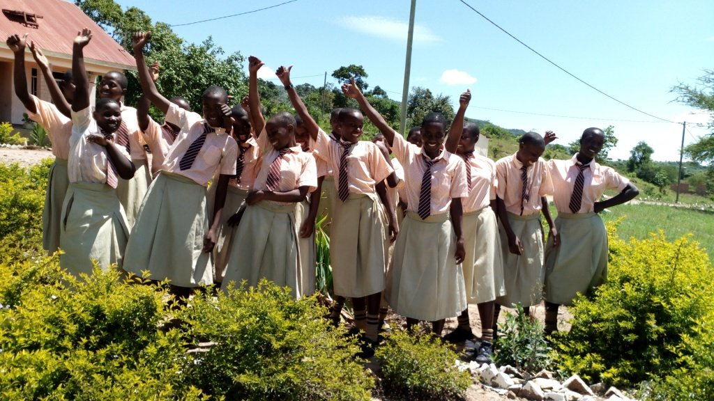 Building a girls' Residence for Jipe Moyo School