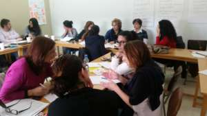 Stop the Silence Ministry/School Training, Cyprus!