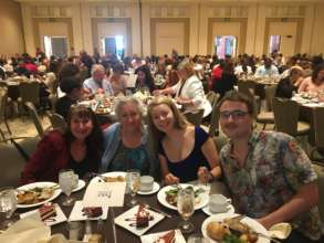 Family and Awards Dinner