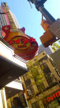A little fun, too - Hard Rock Cafe in IN
