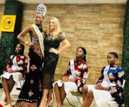 Miss Africa USA Appreciation Cocktail Event