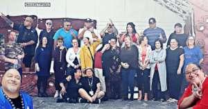 Last day NZ training group_Nov. 28, 2018