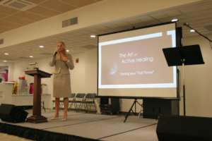 Fourth Annual Unstoppable You Conference