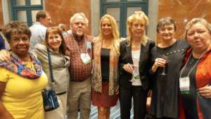 Traveling in Esteemed Company at IVAT Summit