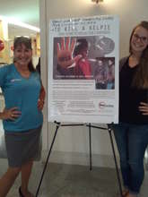"Screening poster for ""Kelpie"" at UMD"