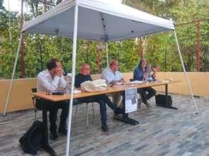 IBO participating at Ferrara Human Right Festival