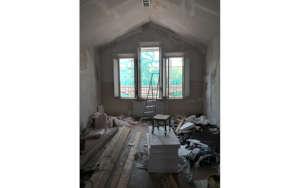 Indoor renovation