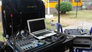 Radio Access for Tsunami survivors in Indonesia