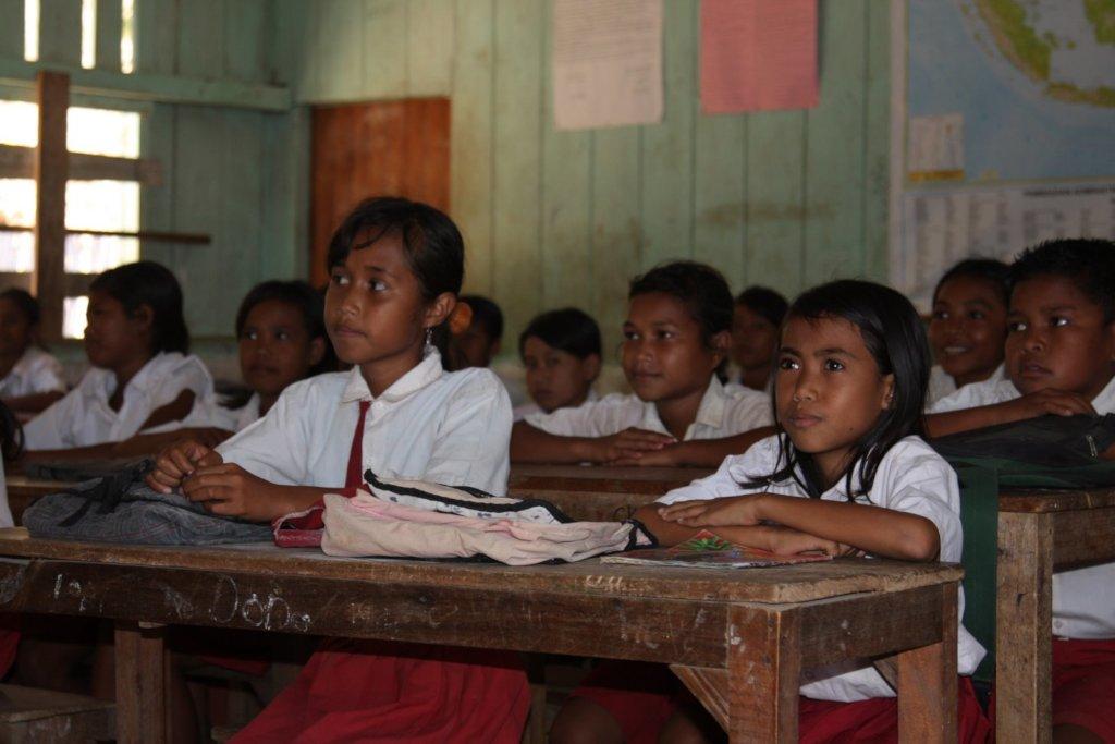 Help Sulawesi school children return to school