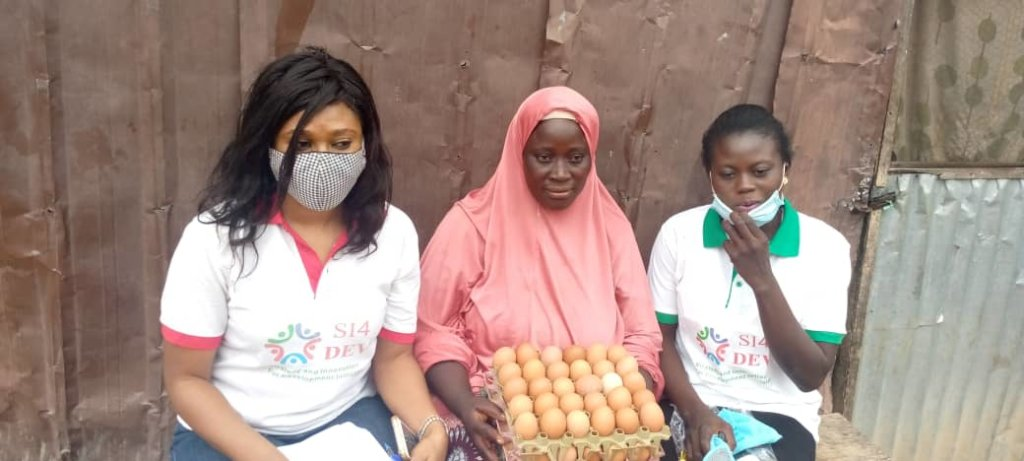 Business Skills for Women and Youth in Nigeria