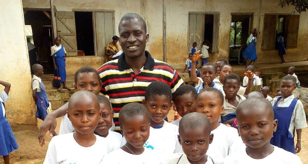 Reading and Literacy for 1500 Children in Nigeria