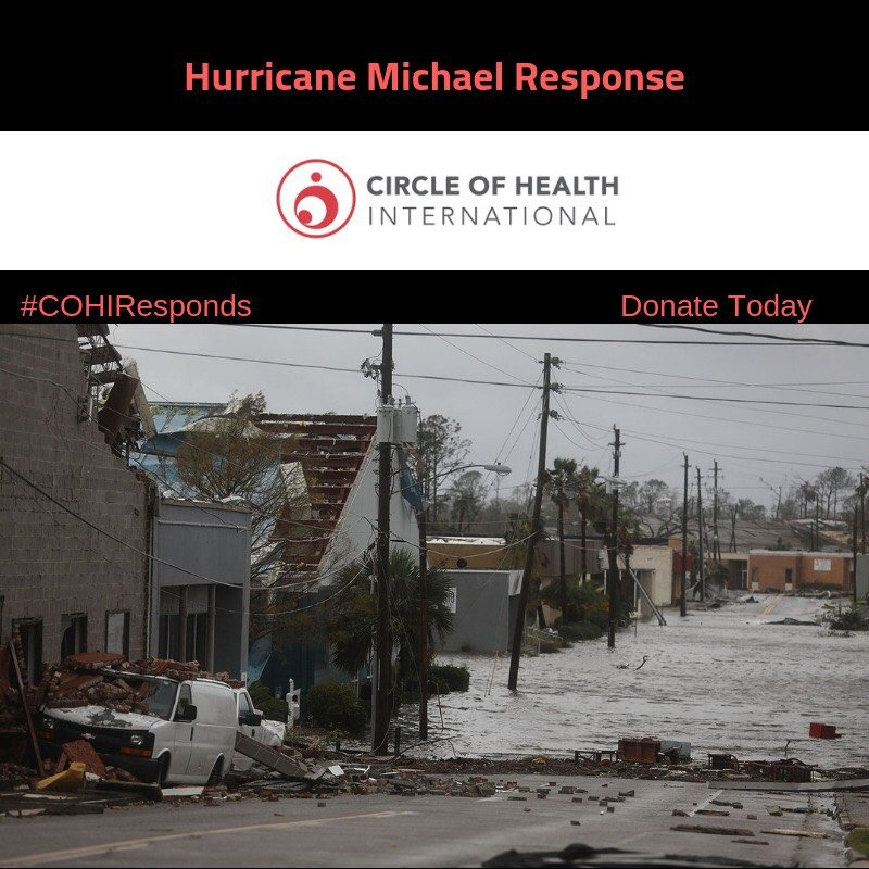 Hurricane Michael Disaster Response