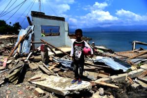 Indonesia Earthquake & Tsunami Response