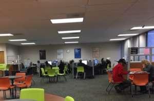 New Computer Usage Center!
