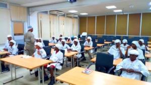 Lecture at Nestle Nigeria