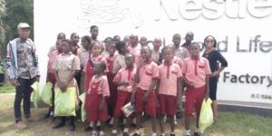 Nestle Nigeria PLC