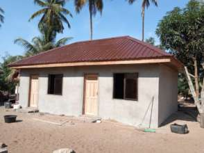 New Staff Residence Building