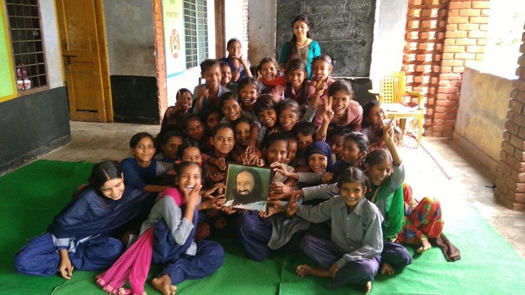 Pavitra-Menstrual Holistic Education-Rural India