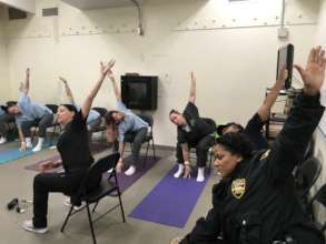 Trauma Informed Yoga for the Incarcerated