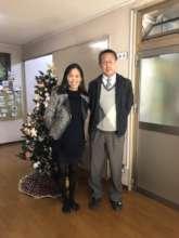 Mr. Matsuda, Tokyo Katei Gakko
