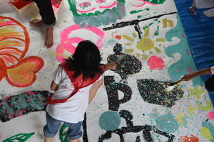 Provide Free Art Camp to Children in Need (Japan)