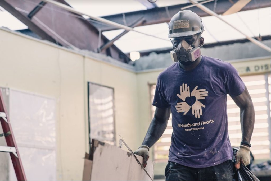 Help Communities Recover After Hurricane Michael
